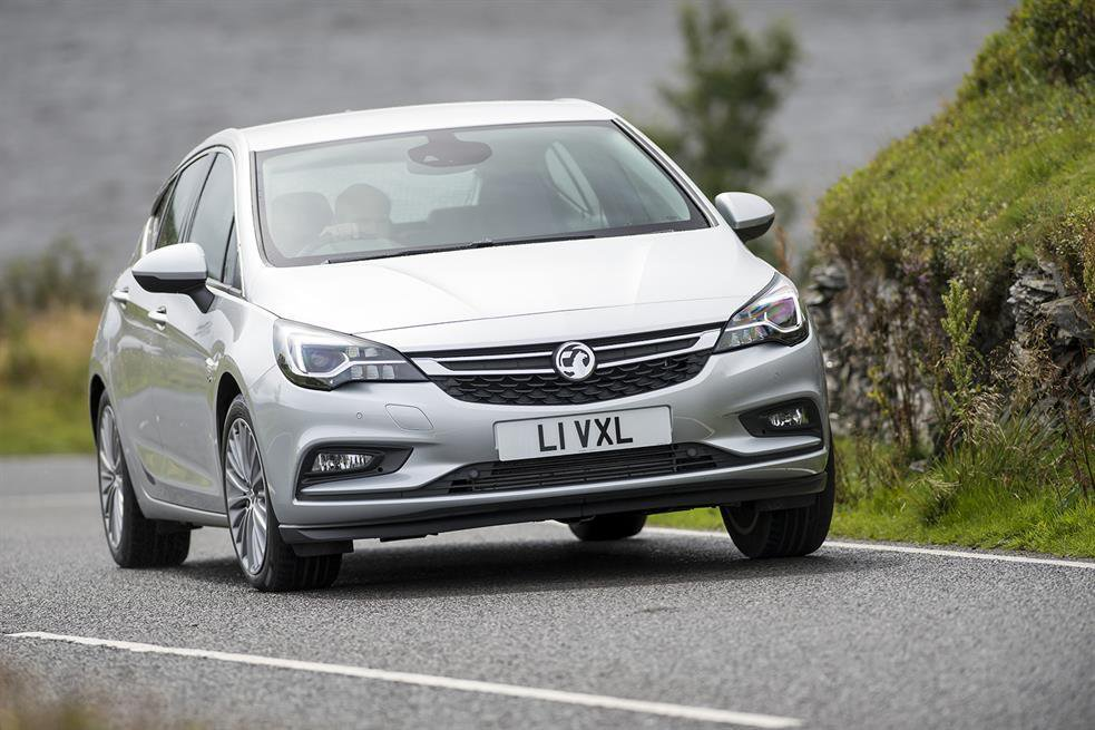 2015 Vauxhall Astra 1.4i 150 Turbo review