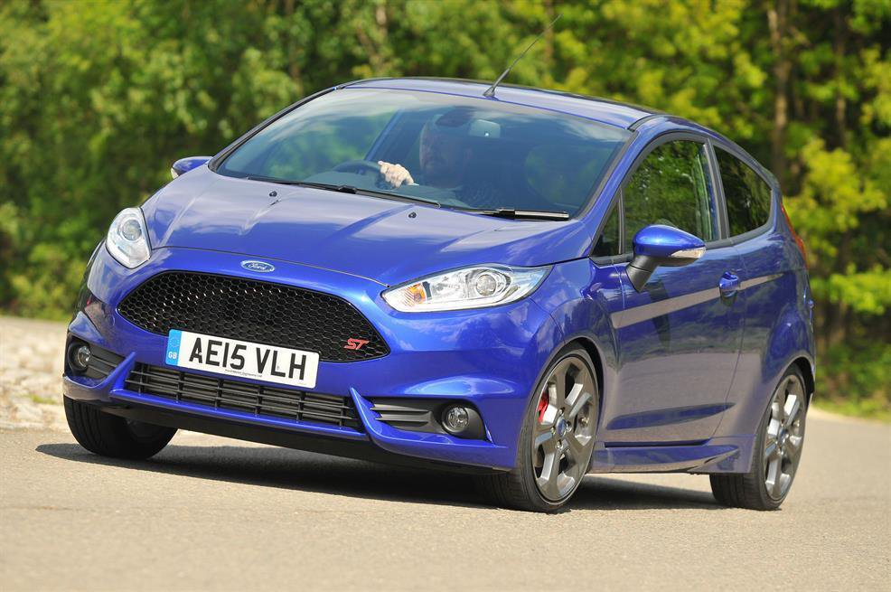 Deal of the day: Ford Fiesta ST