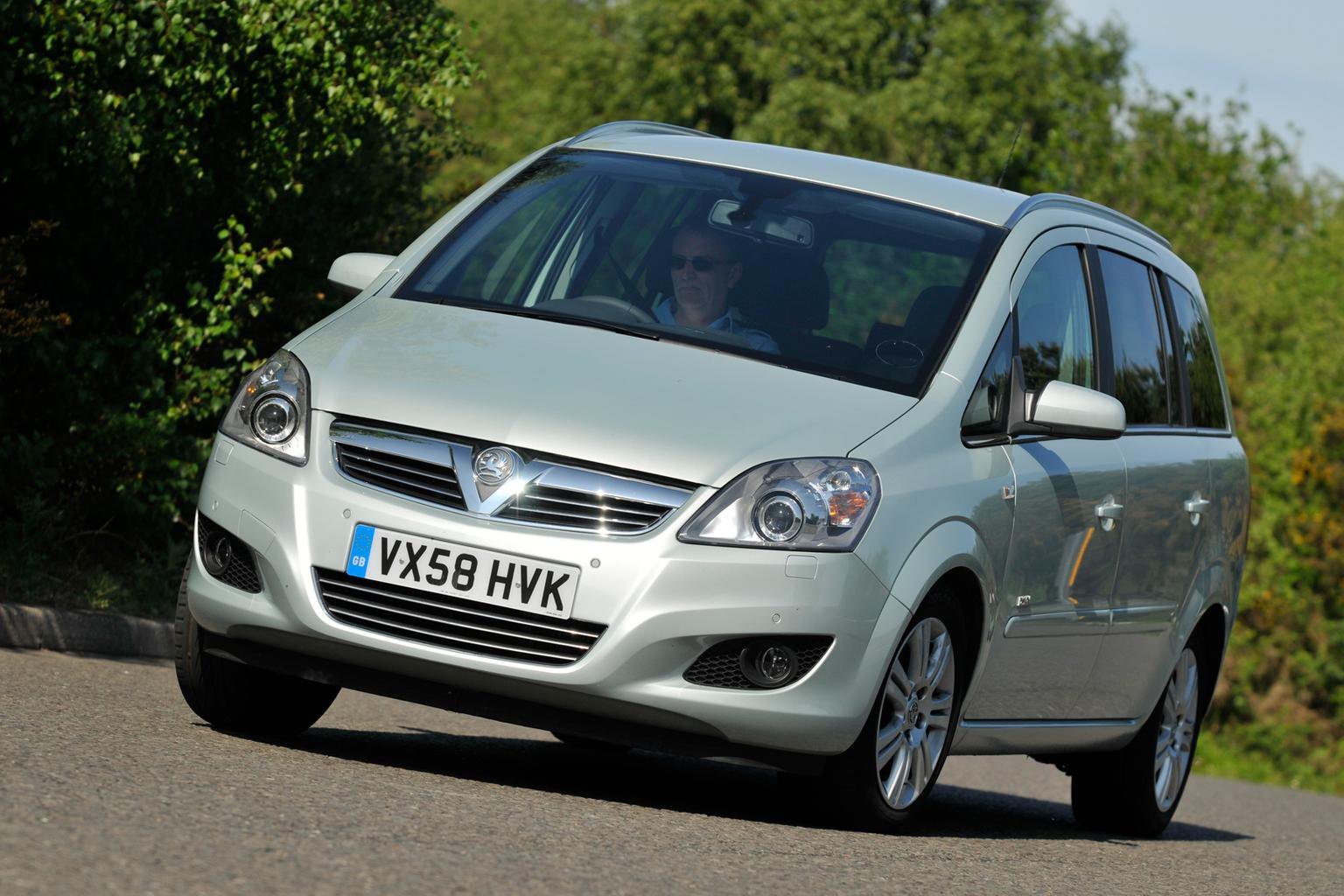 Used cars of the week: 6k Vauxhall Zafiras