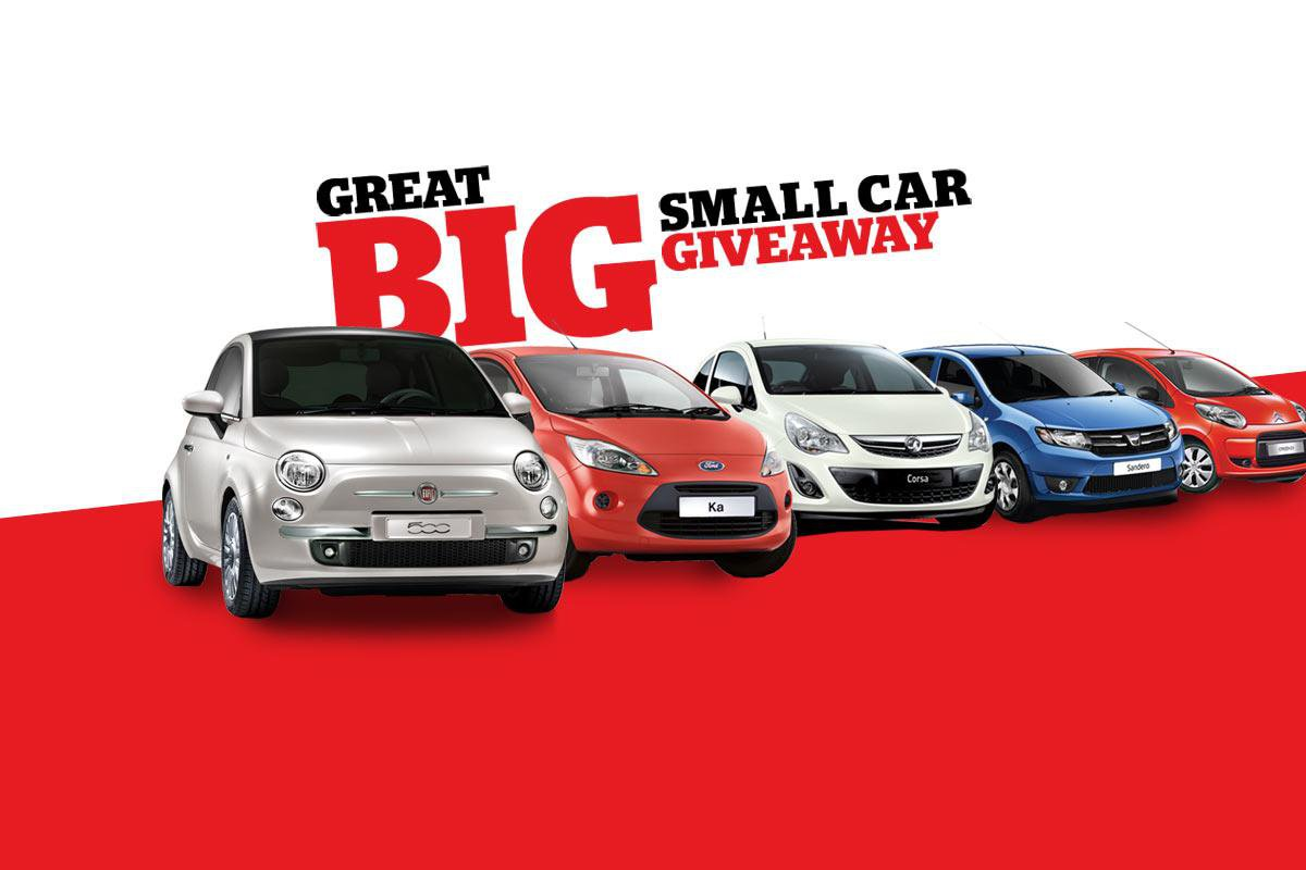 Win a car of your choice with What Car?