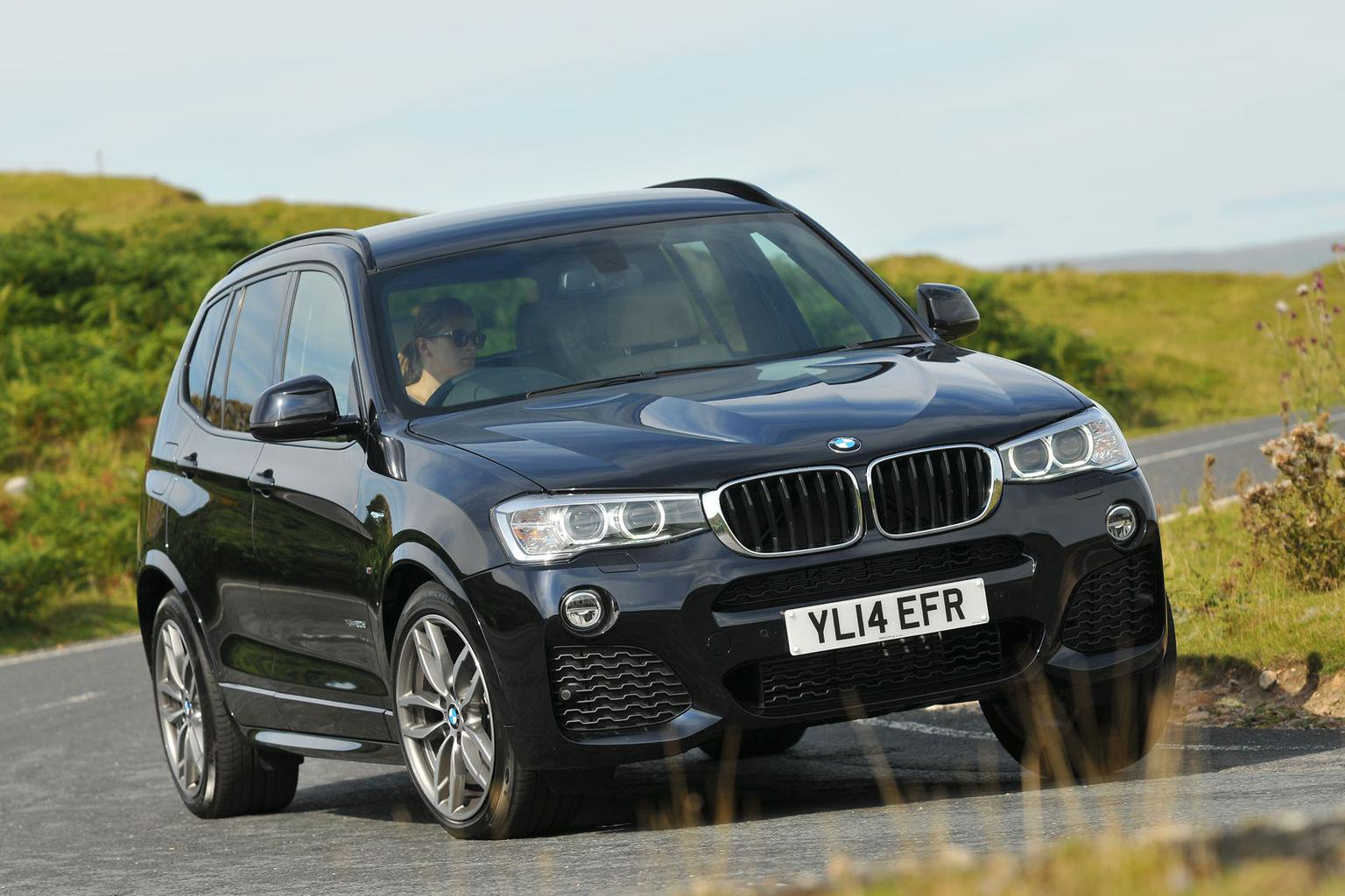 2014 bmw x3 xdrive20d review what car. Black Bedroom Furniture Sets. Home Design Ideas