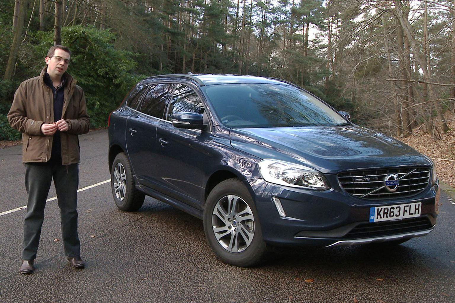 2014 Volvo XC60 video review