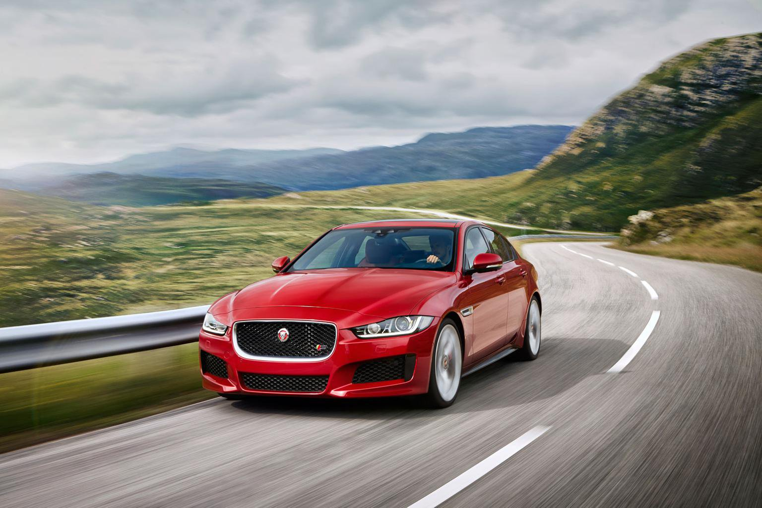 Be the first to see the new Jaguar XE