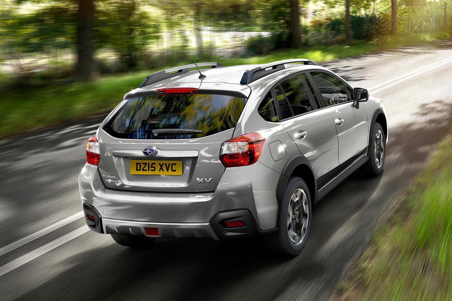 Subaru XV gets updated interior and improved refinement