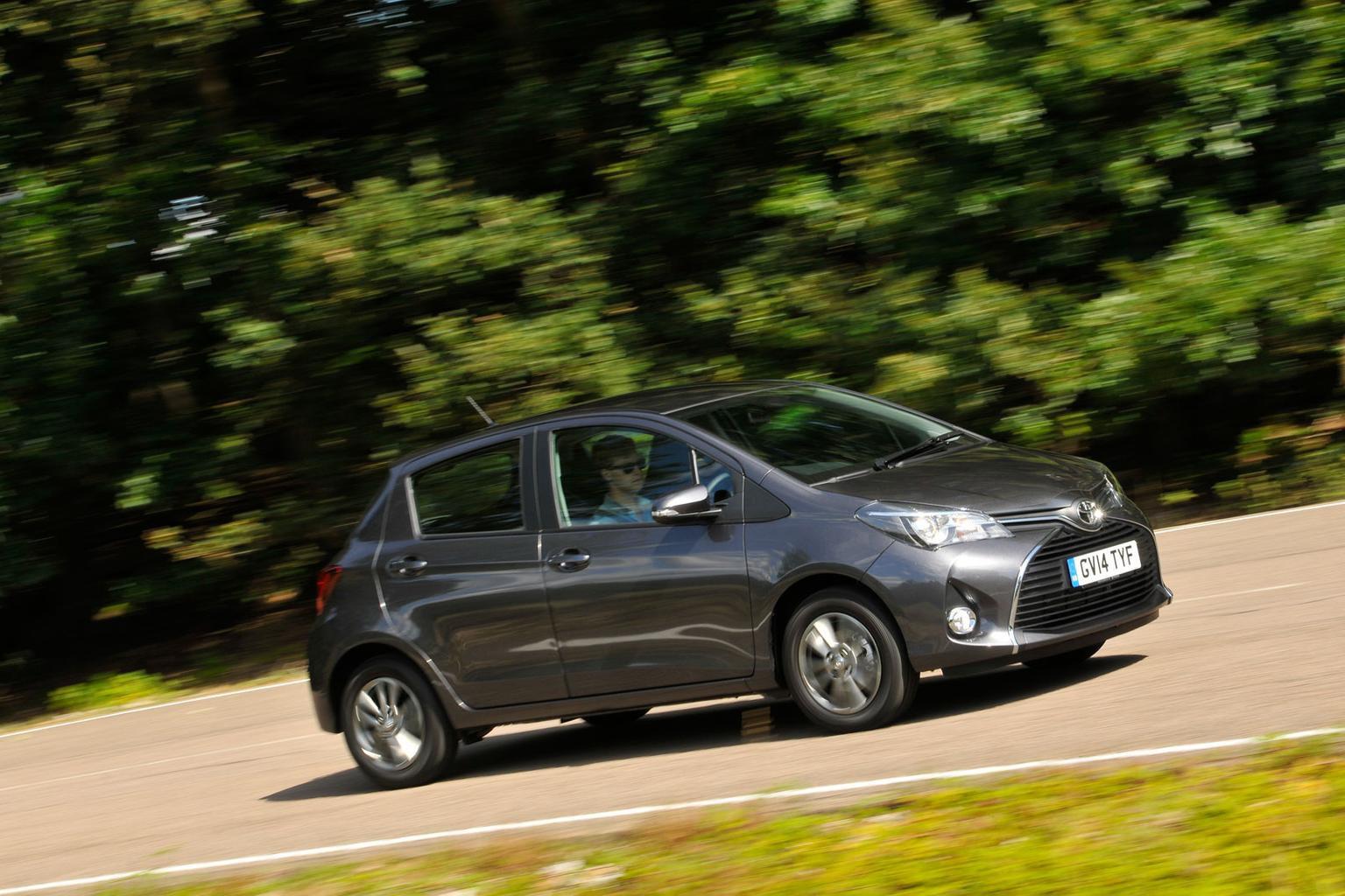 2014 Toyota Yaris 1.33 review