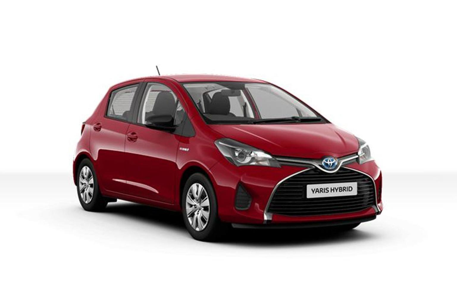 Deal of the Day: Toyota Yaris