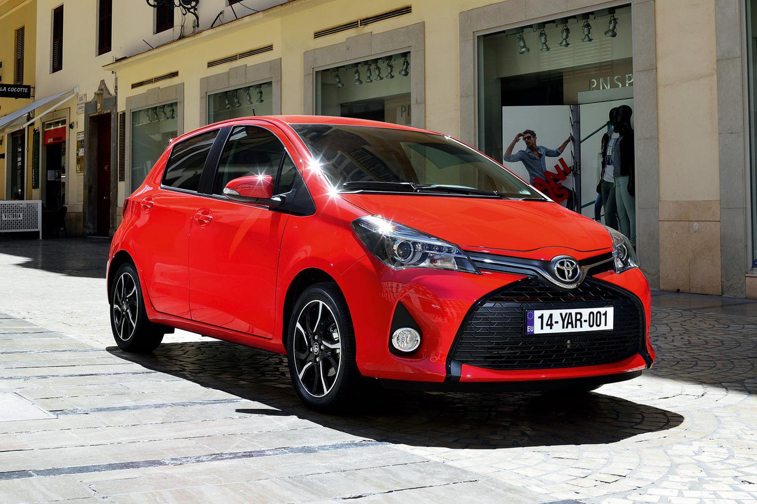 News round-up: Toyota Yaris prices, plus Lexus IS Executive Edition