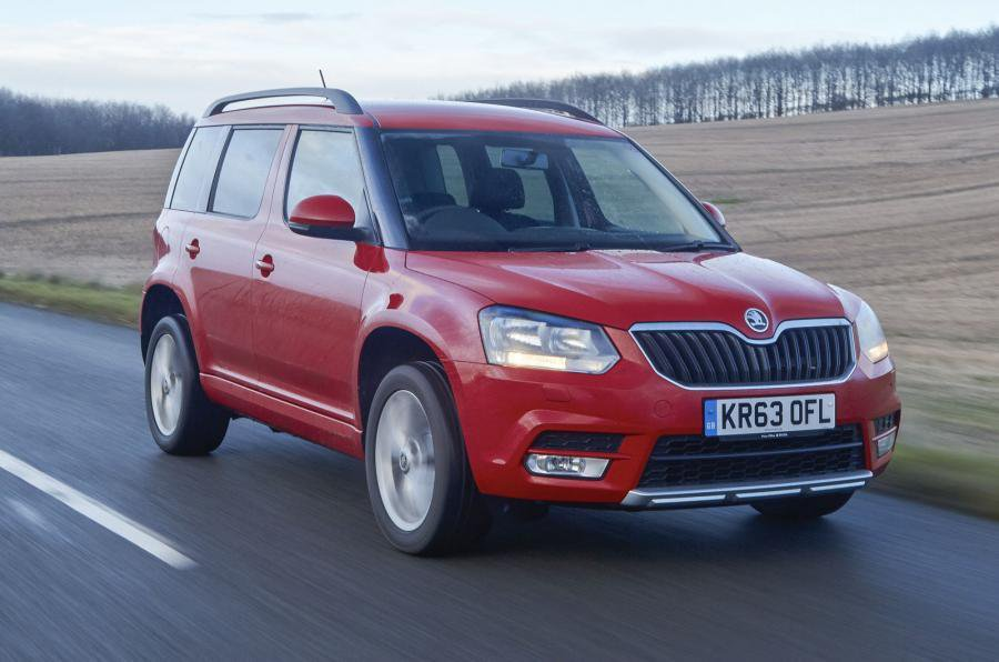 Deal of the Day: Skoda Yeti