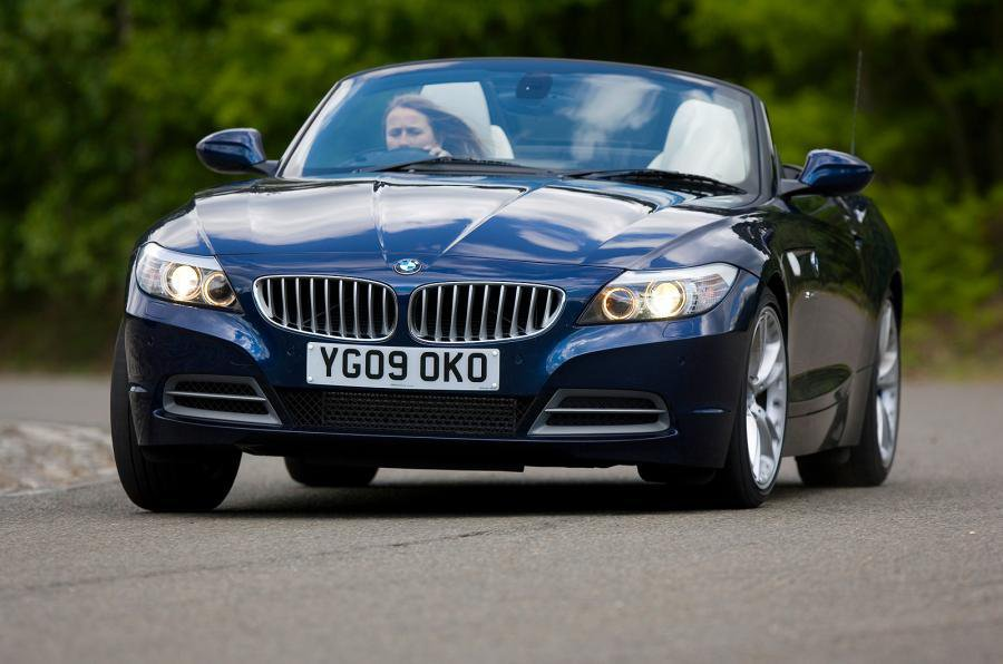 Deal of the Day: BMW Z4