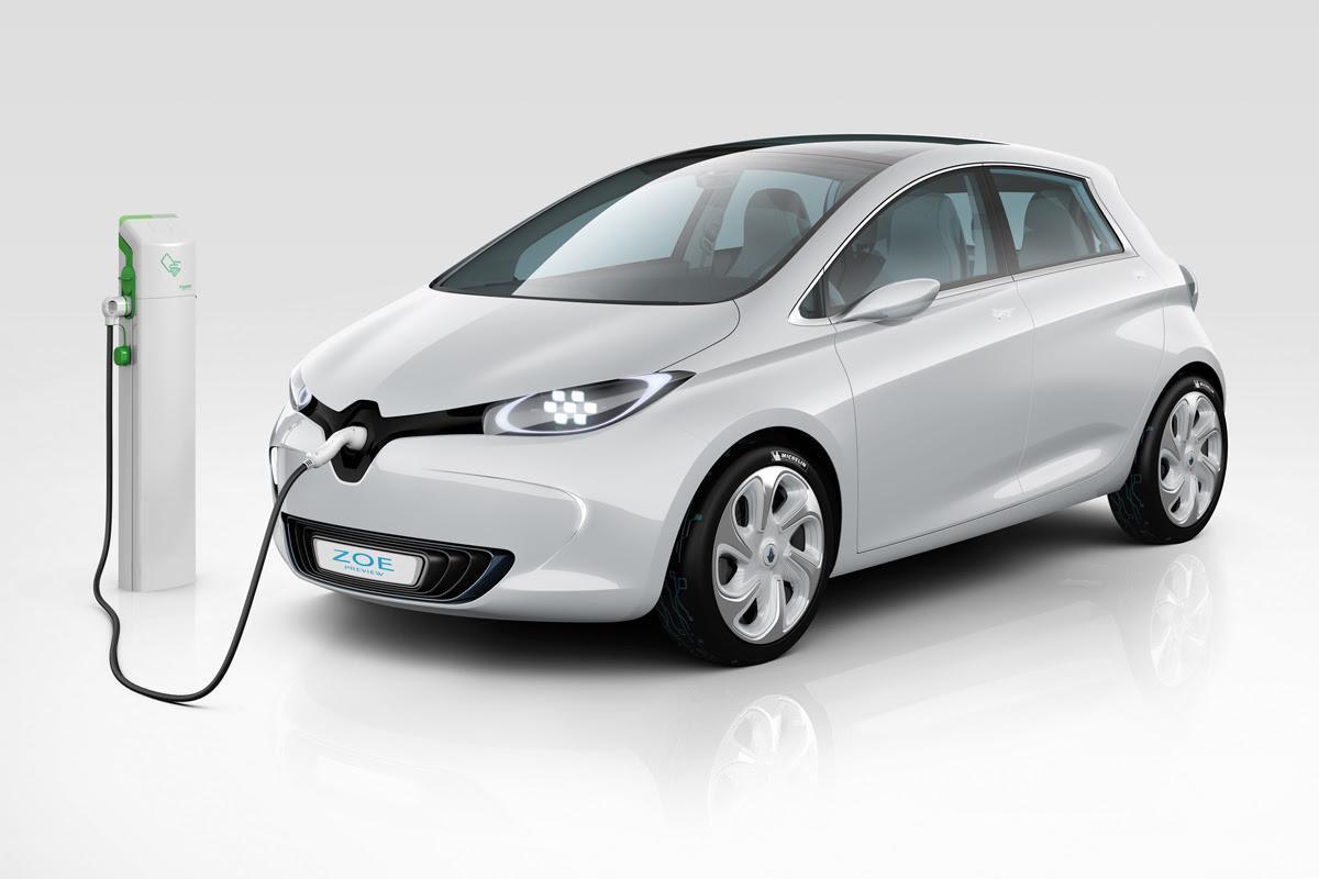 Renault promotion: test drive a Zoe electric car - and get a free iPad!