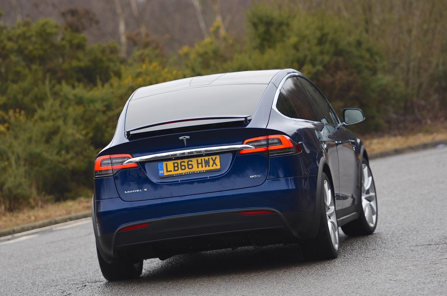 Used Tesla Model X 16-present
