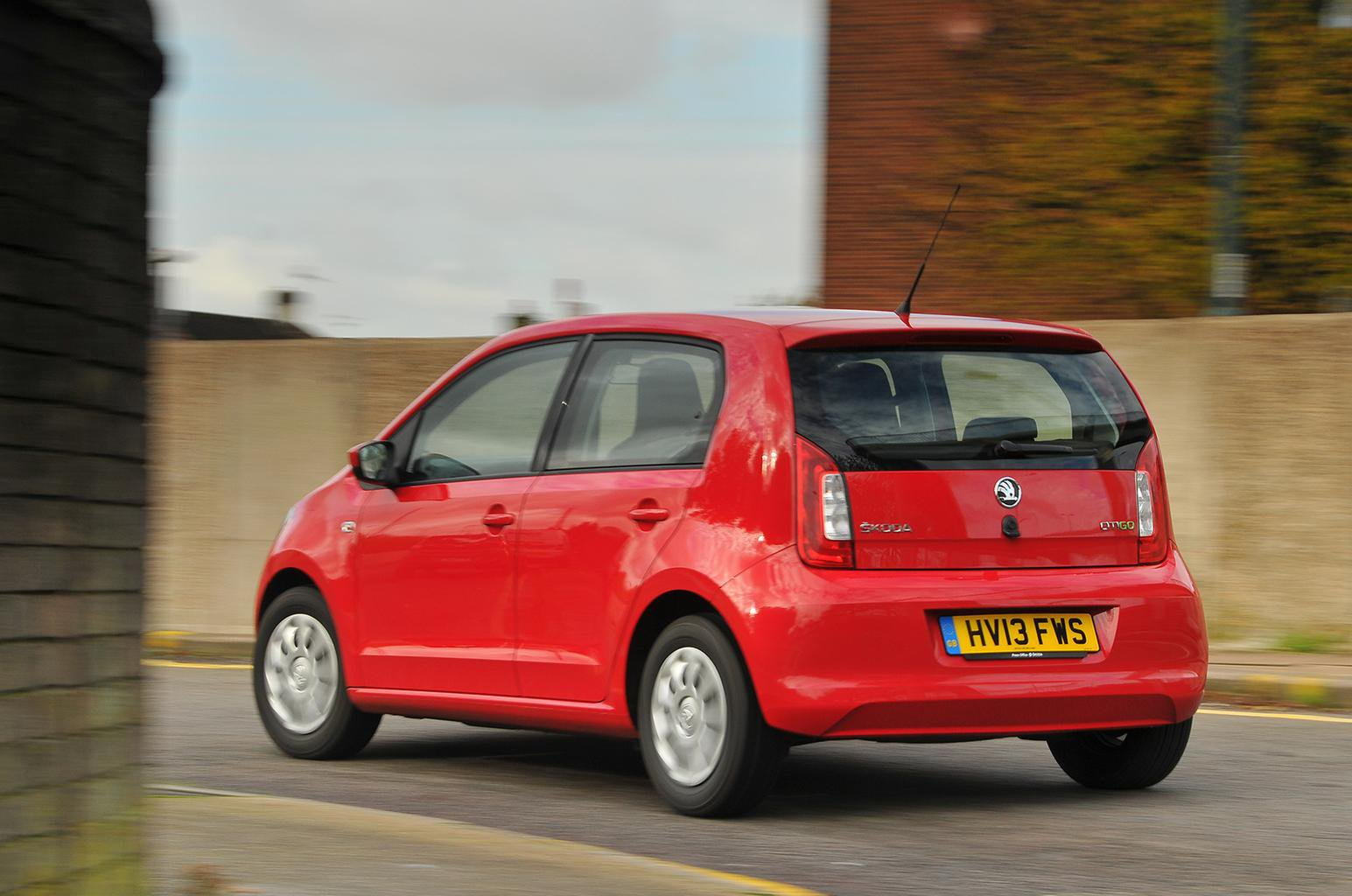 Used Skoda Citigo 12-present