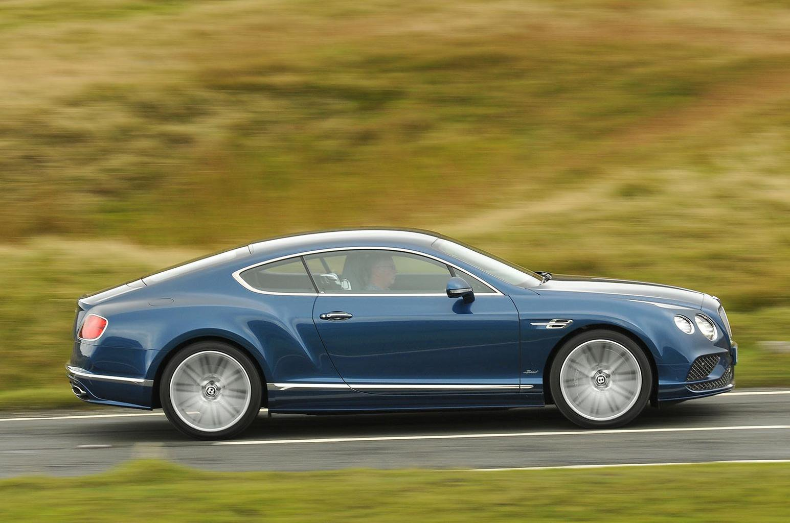 Used Bentley Continental GT 11-present
