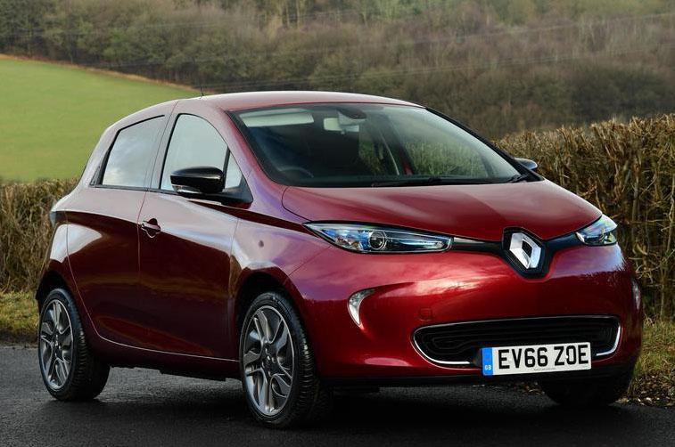 Used Renault Zoe 2017