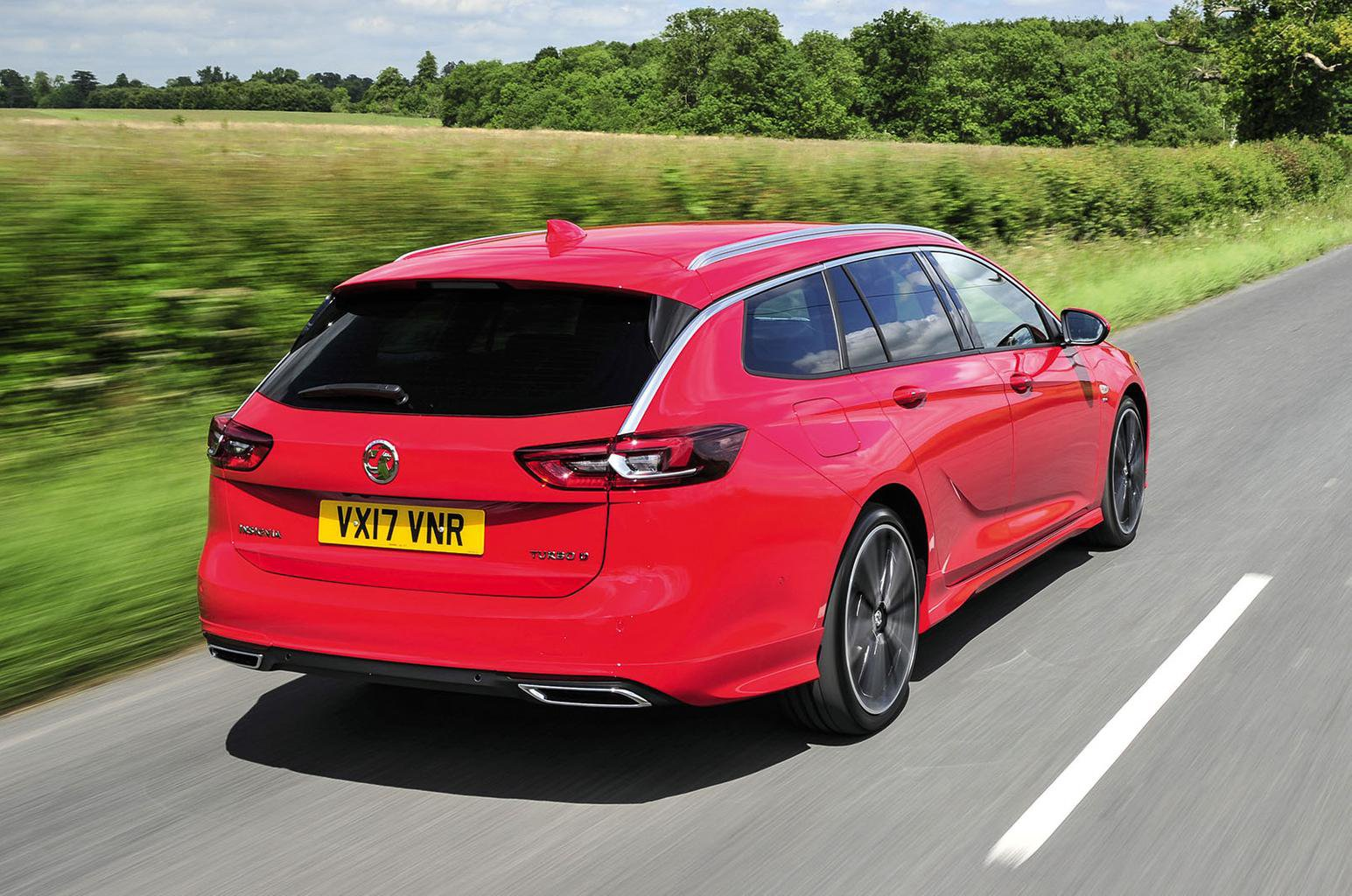 Used Vauxhall Insignia Sports Tourer 17-Present