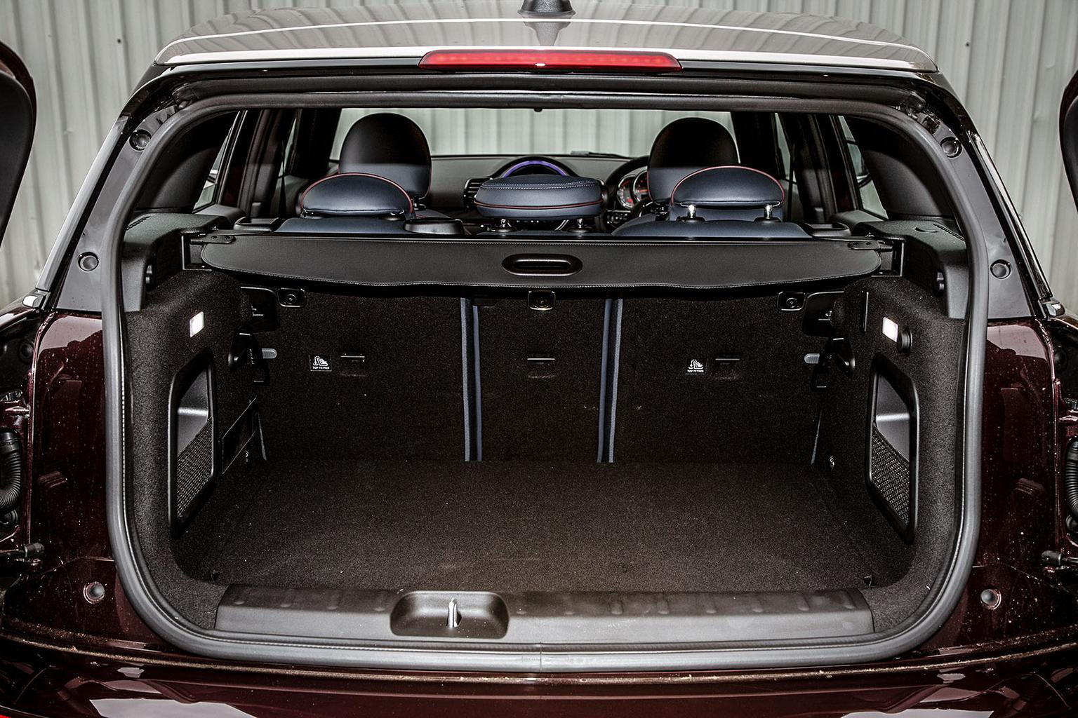 Mini Clubman Boot Space Size Seats What Car