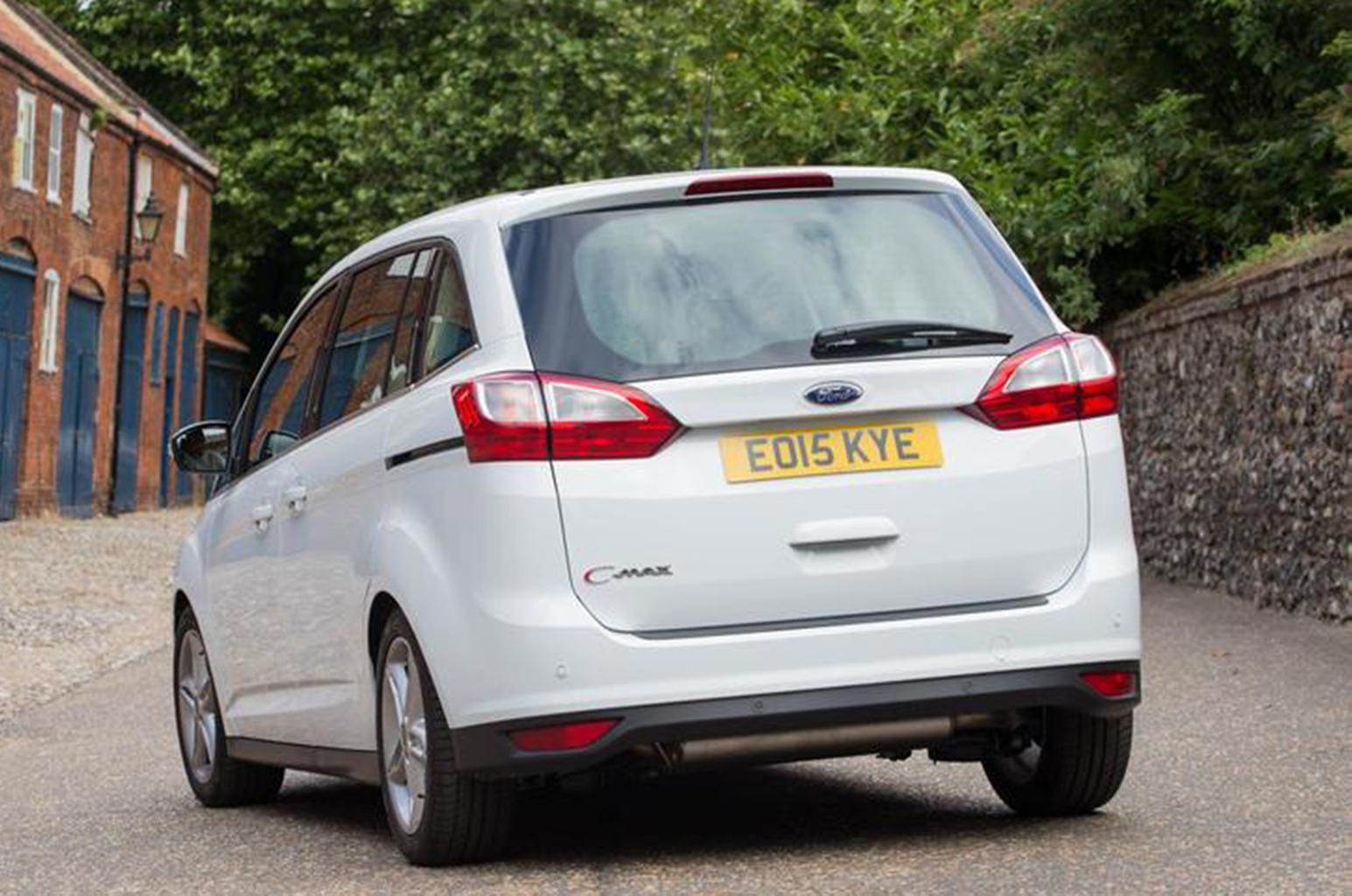 Used Ford Grand C-Max 11-present