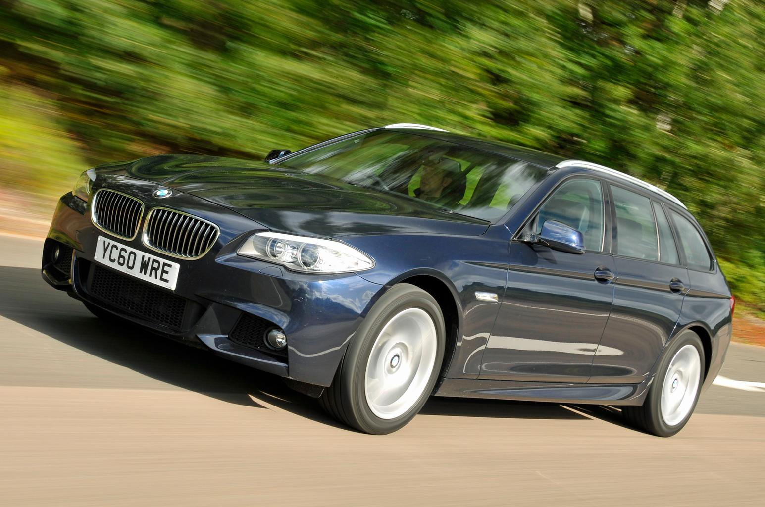 BMW 5 Series Touring (10 - 17)