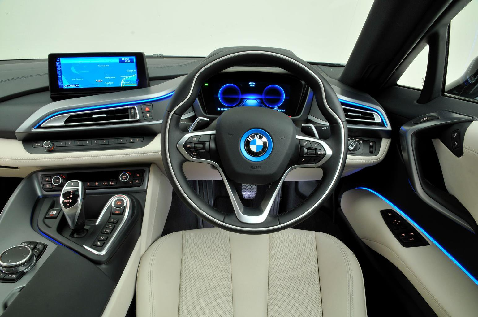 Used BMW i8 Coupe (14-present)