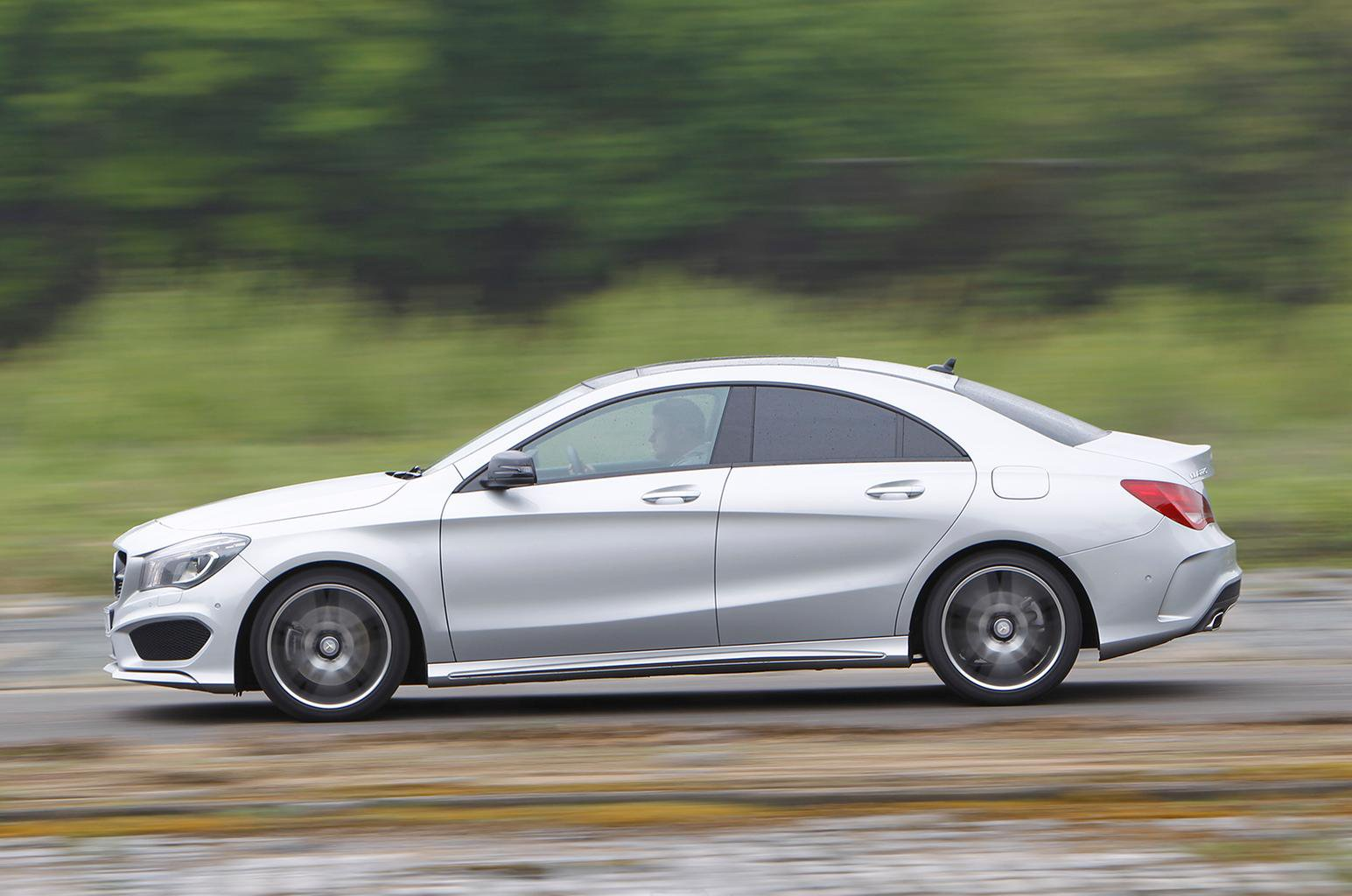 Used Mercedes-Benz CLA 13-present