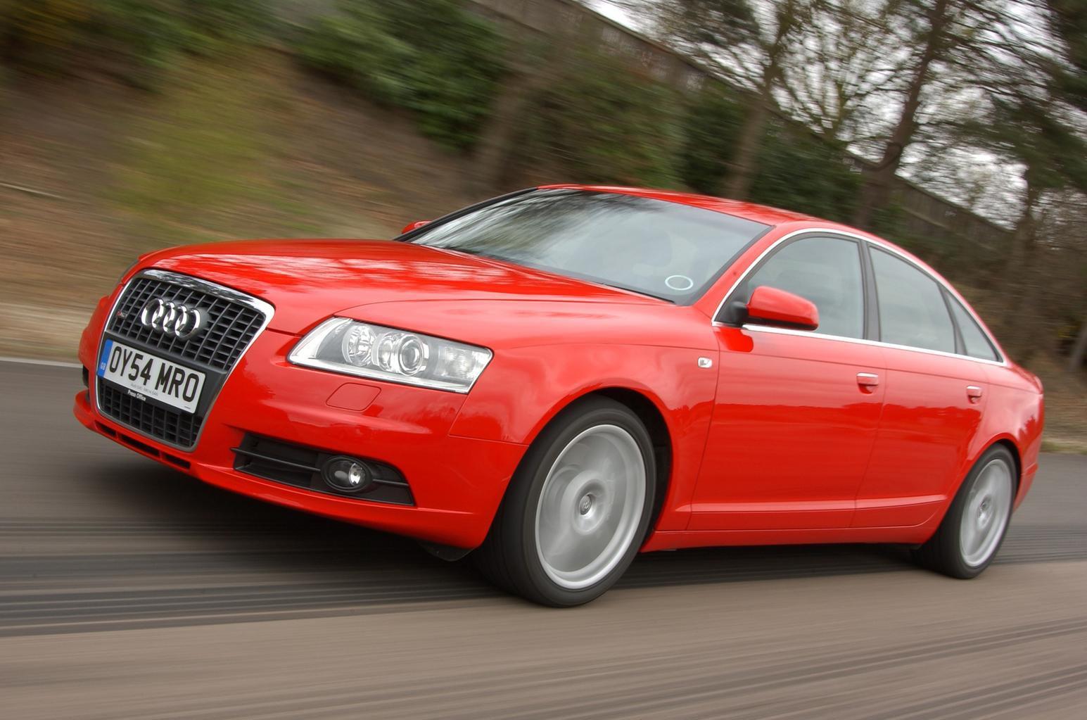 Audi A6 (04 - 11)