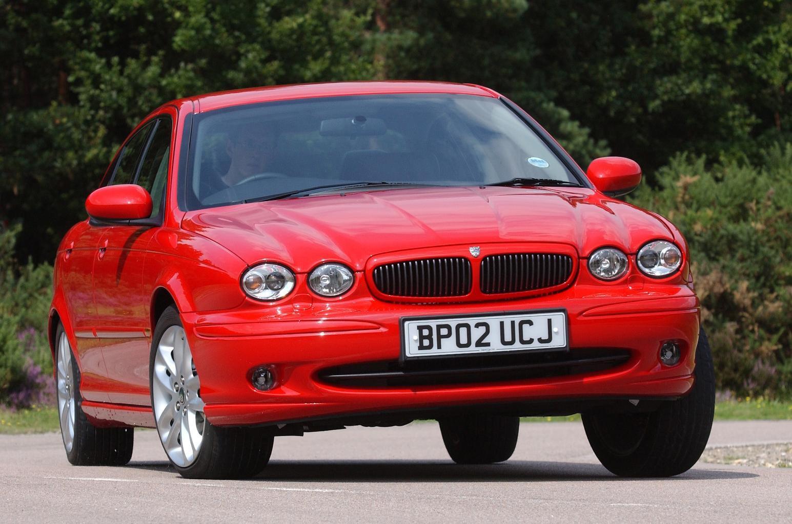 Used Jaguar X-Type Review - 2001-2010   What Car?