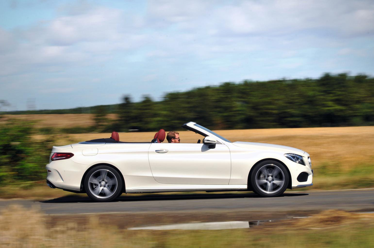 Used Mercedes-Benz C-Class Cabriolet 16-present