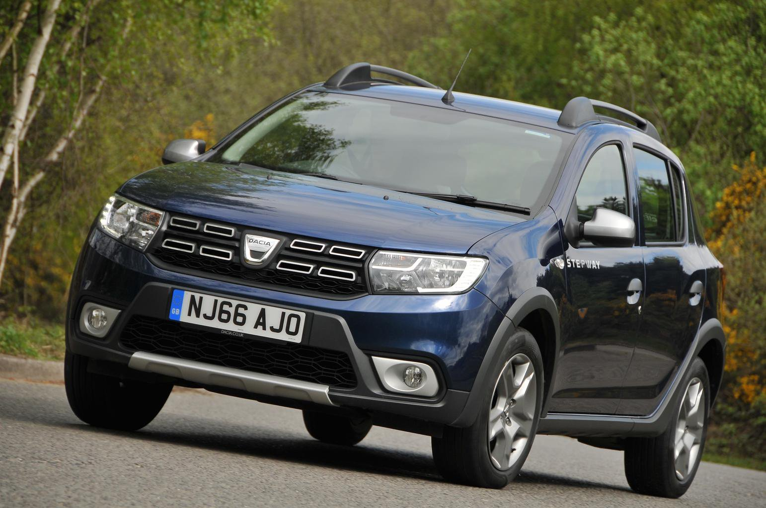 dacia sandero stepway review 2019 what car. Black Bedroom Furniture Sets. Home Design Ideas