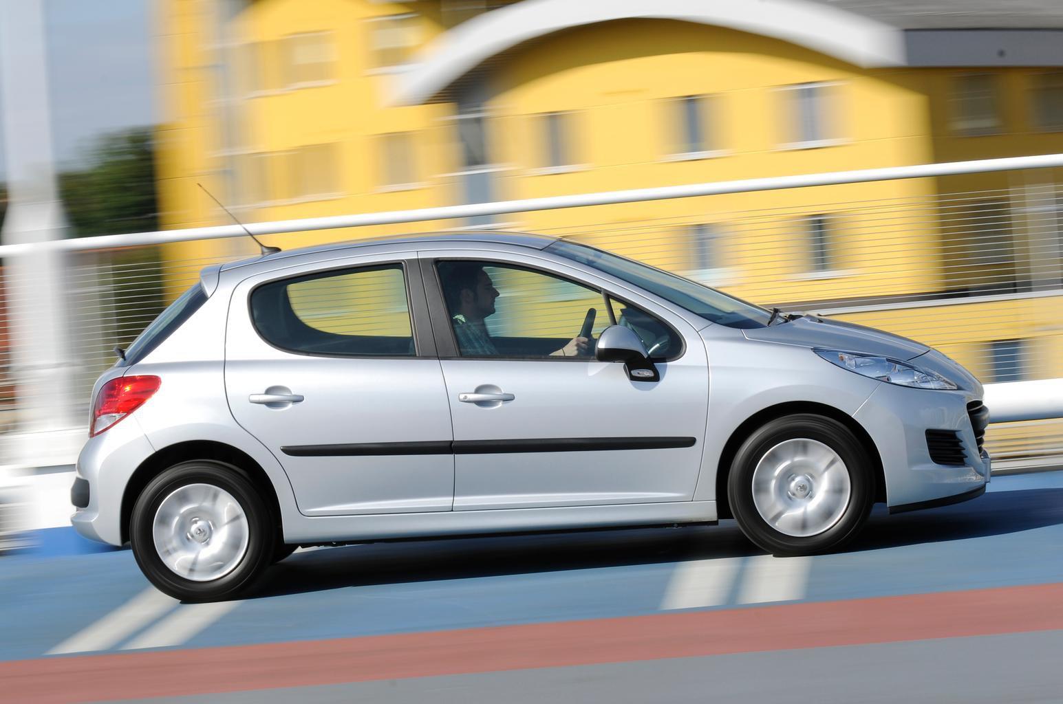Peugeot 207 (06 - 12)