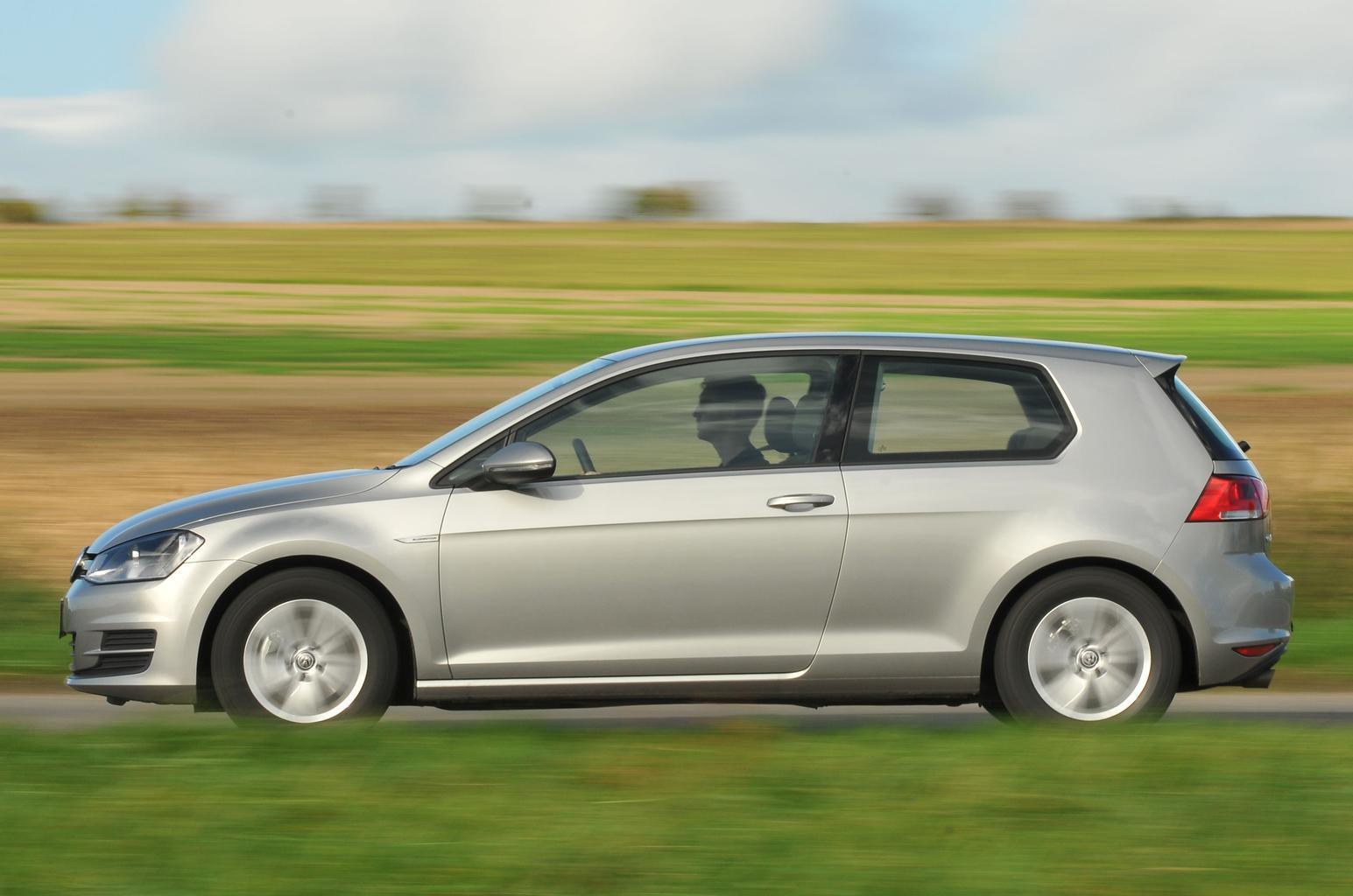 Used Volkswagen Golf hatchback (13 - present)