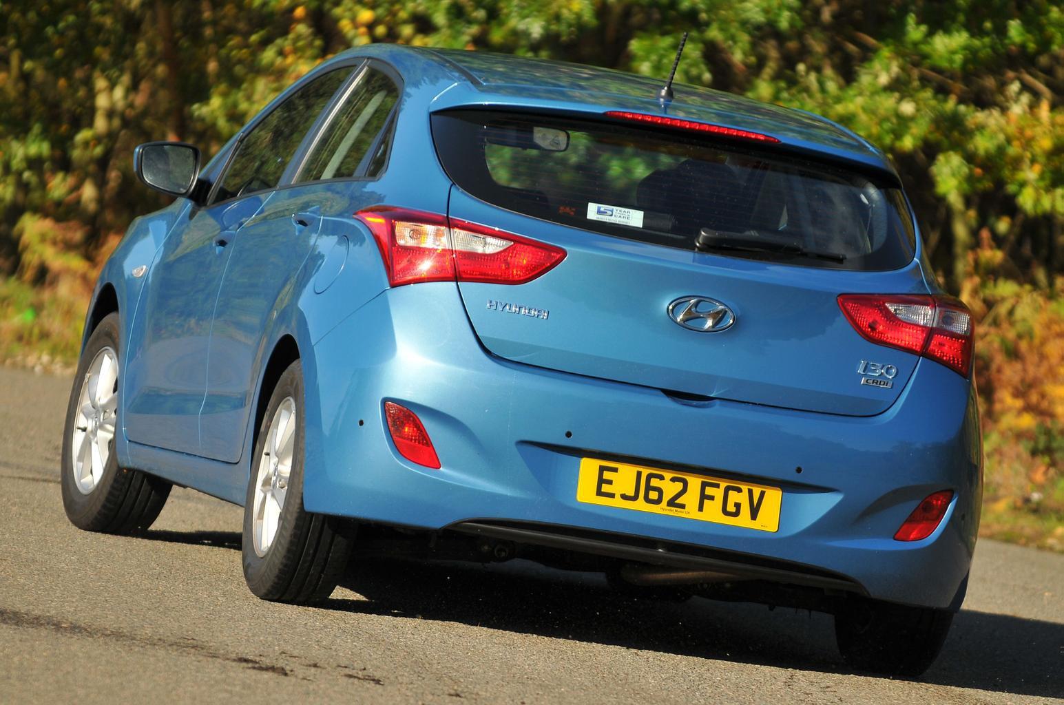 Used Hyundai i30 Hatchback 12-17