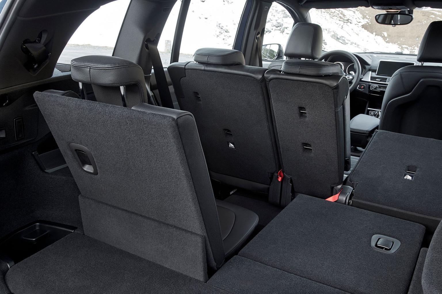 Bmw 2 Series Gran Tourer Boot Space Size Seats What Car