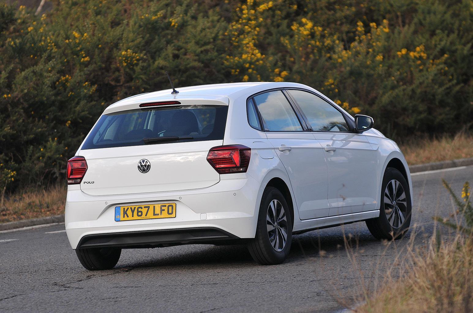 Used Volkswagen Polo 18-present