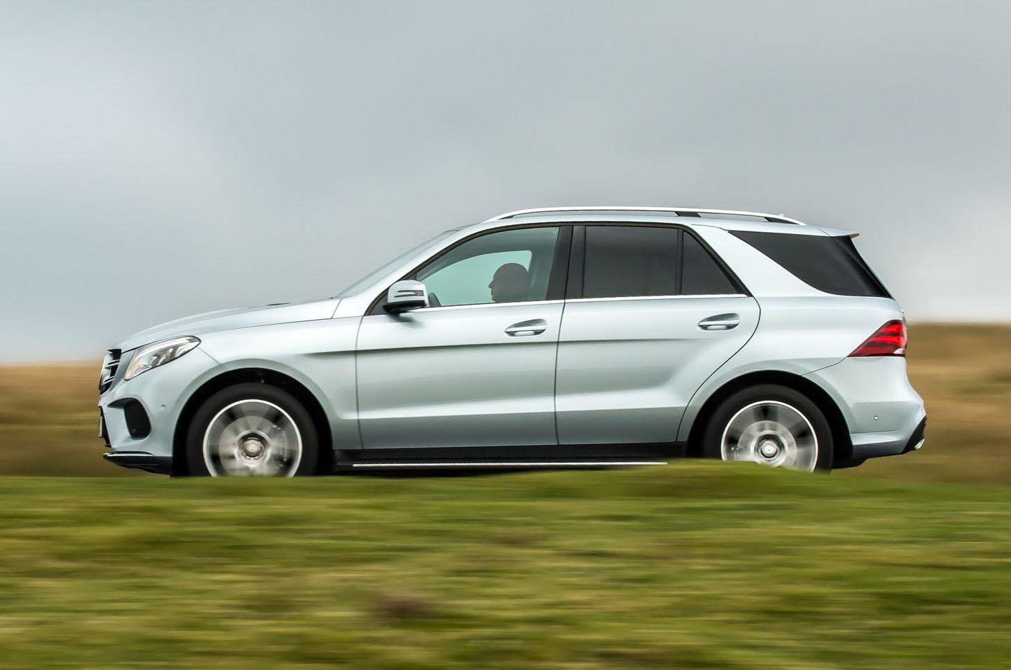 Used Mercedes GLE (15-present)