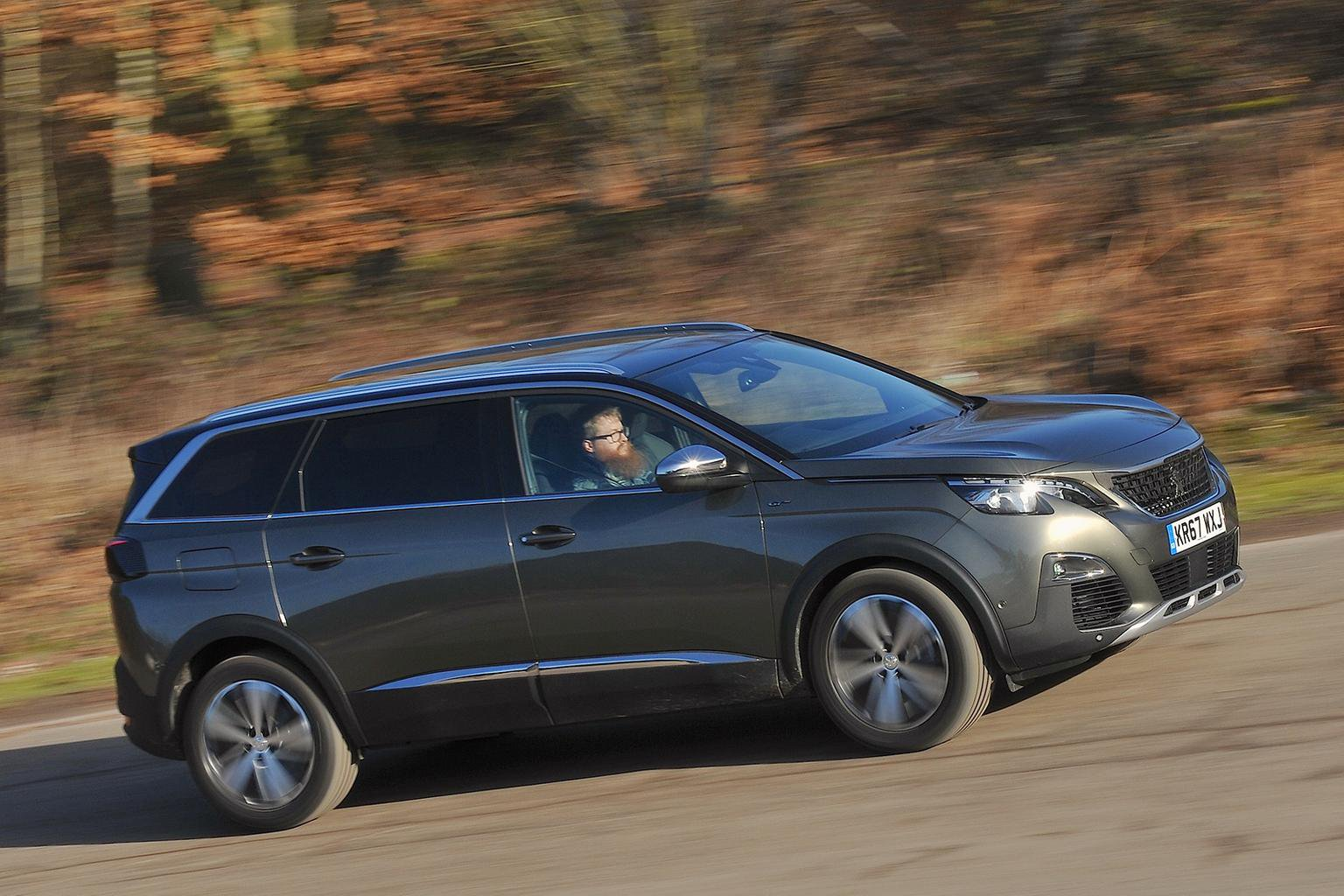 Used Peugeot 5008 Review - 2017-present