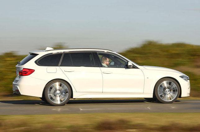 Used BMW 3 Series Touring 12- present