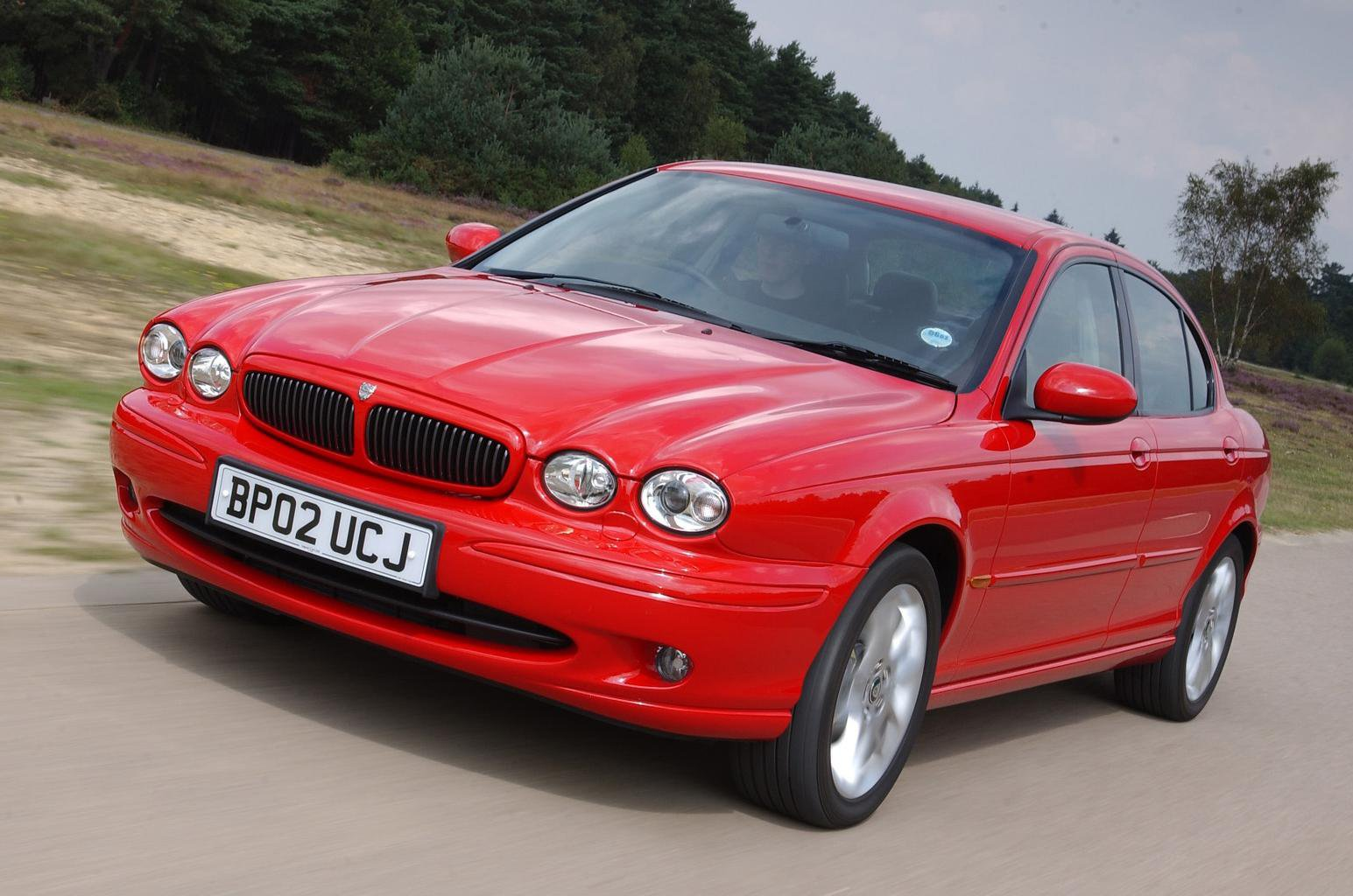 Jaguar X-Type (01 - 10)