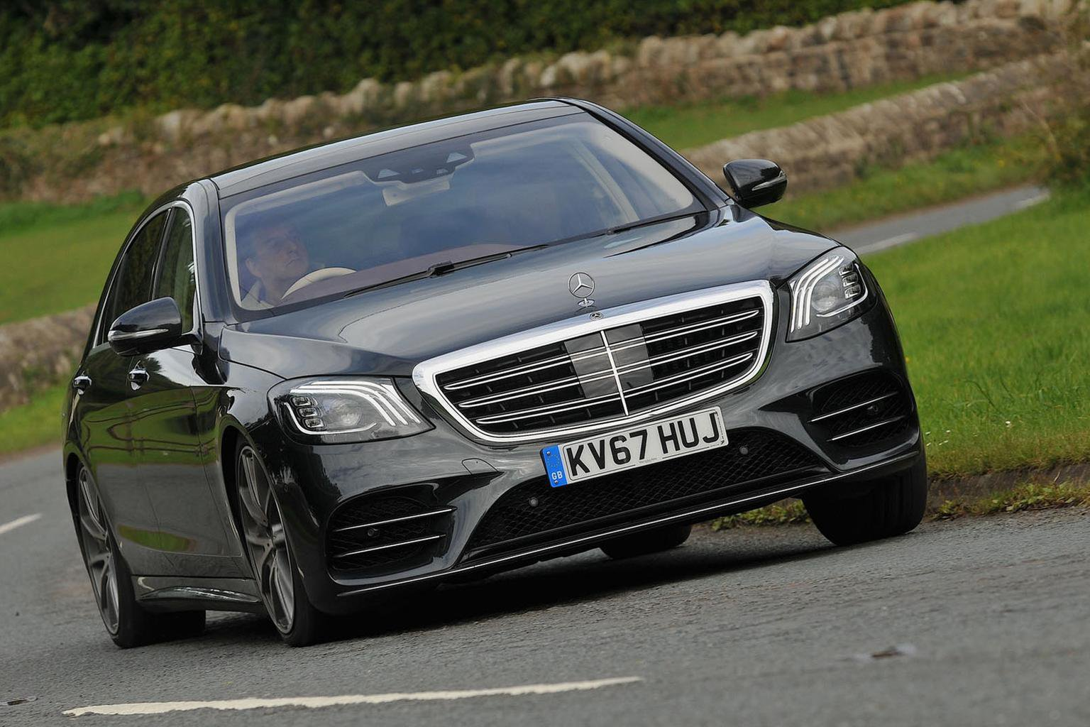 MERCEDES-BENZ S CLASS SALOON SPECIAL EDITIONS
