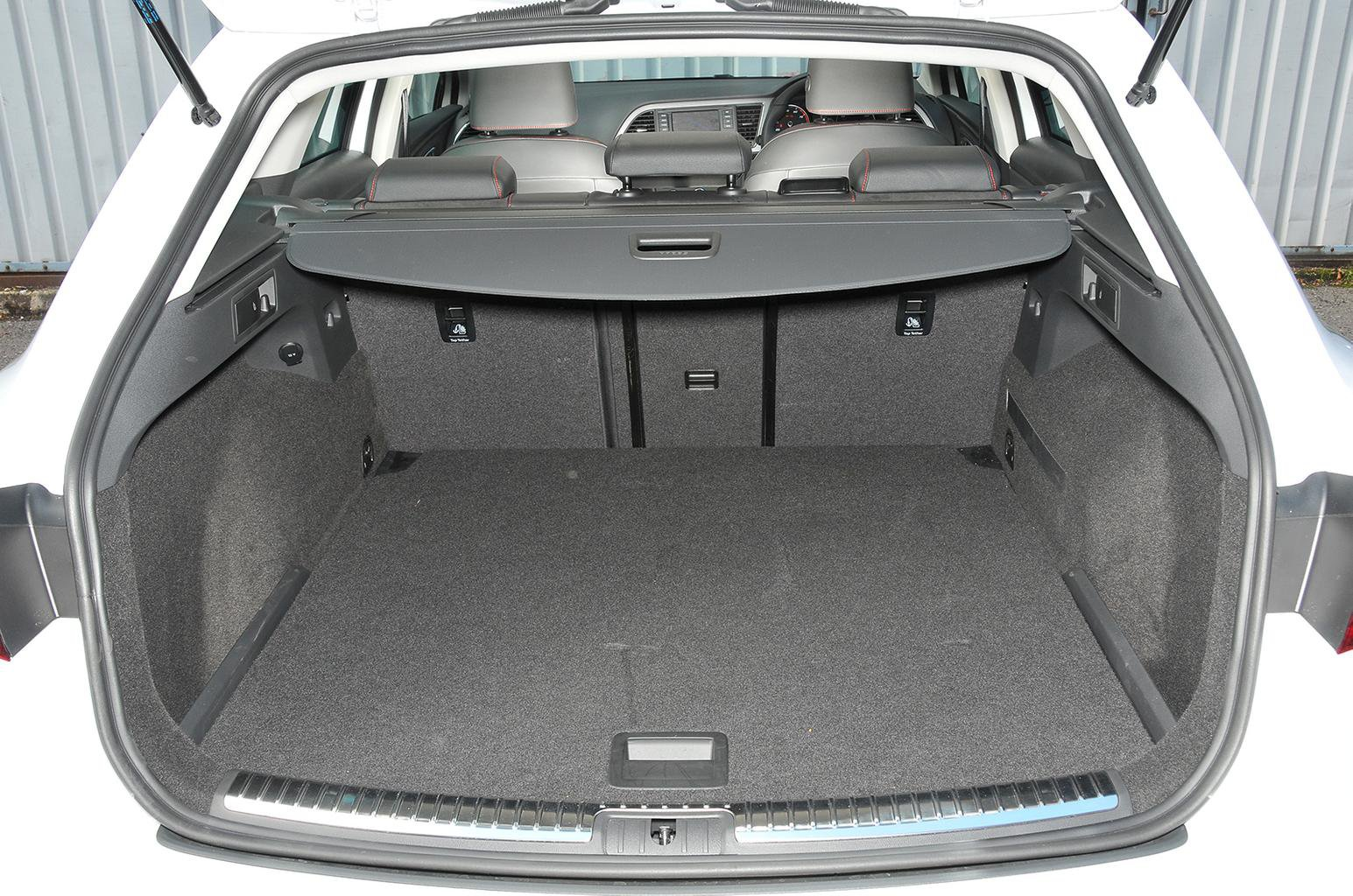 Used Seat Leon ST 13-present