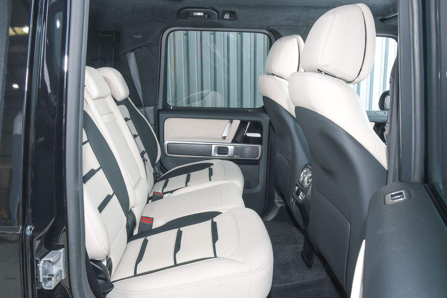 Mercedes Amg G63 Boot Space Size Seats What Car