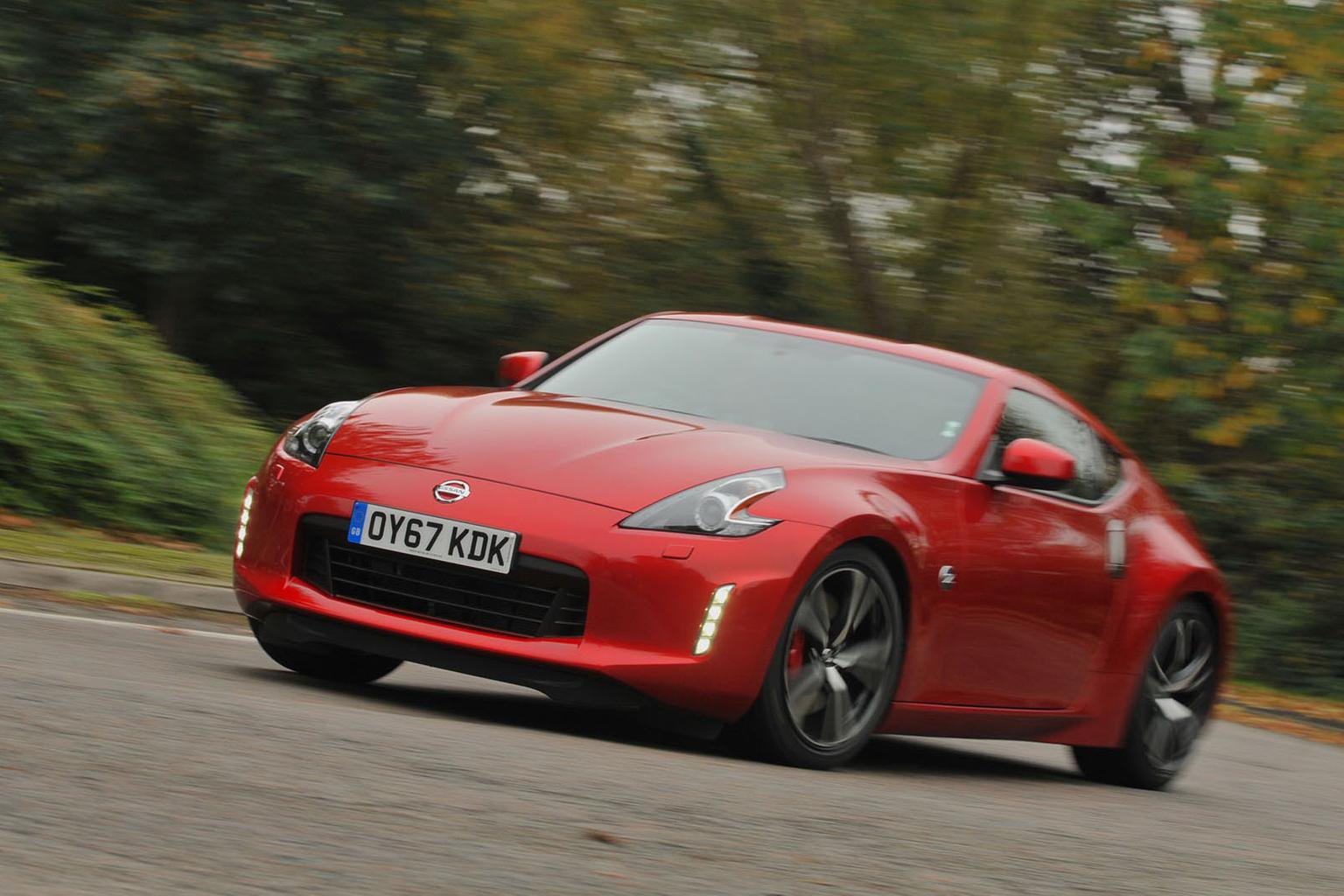 Nissan 370z Review 2019 What Car