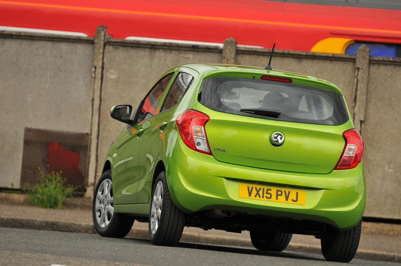 Used Vauxhall Viva 15-present