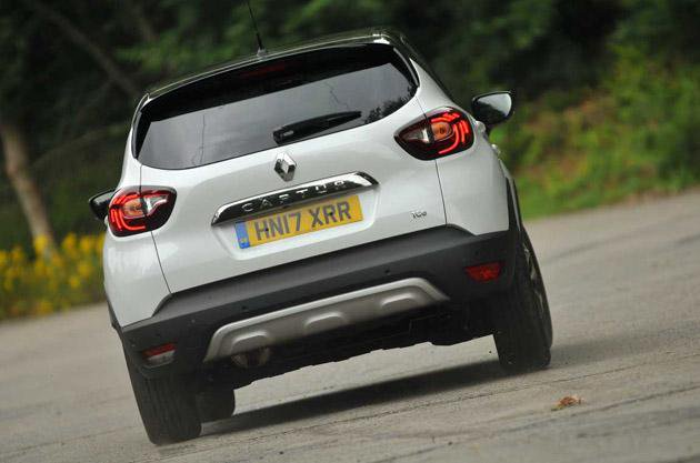 Renault Captur Performance, Engine, Ride, Handling | What Car?