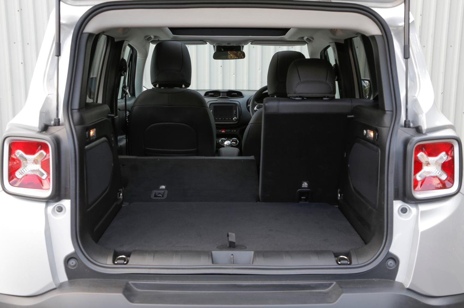 Used Jeep Renegade 15-present
