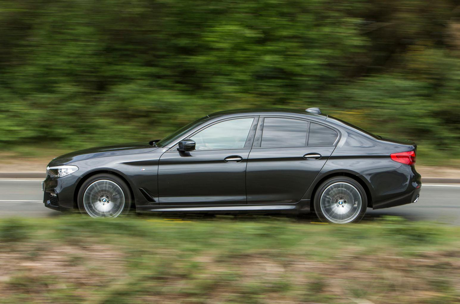 Used BMW 5 Series Saloon 17-present