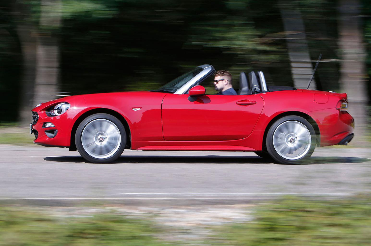 Used Fiat 124 Spider 16-present