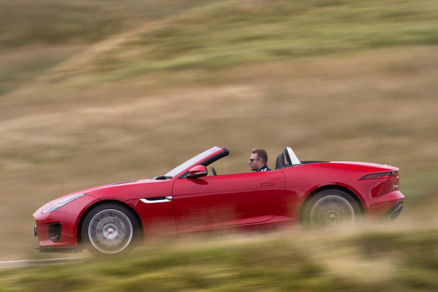 Used Jaguar F-Type Convertible 13-present