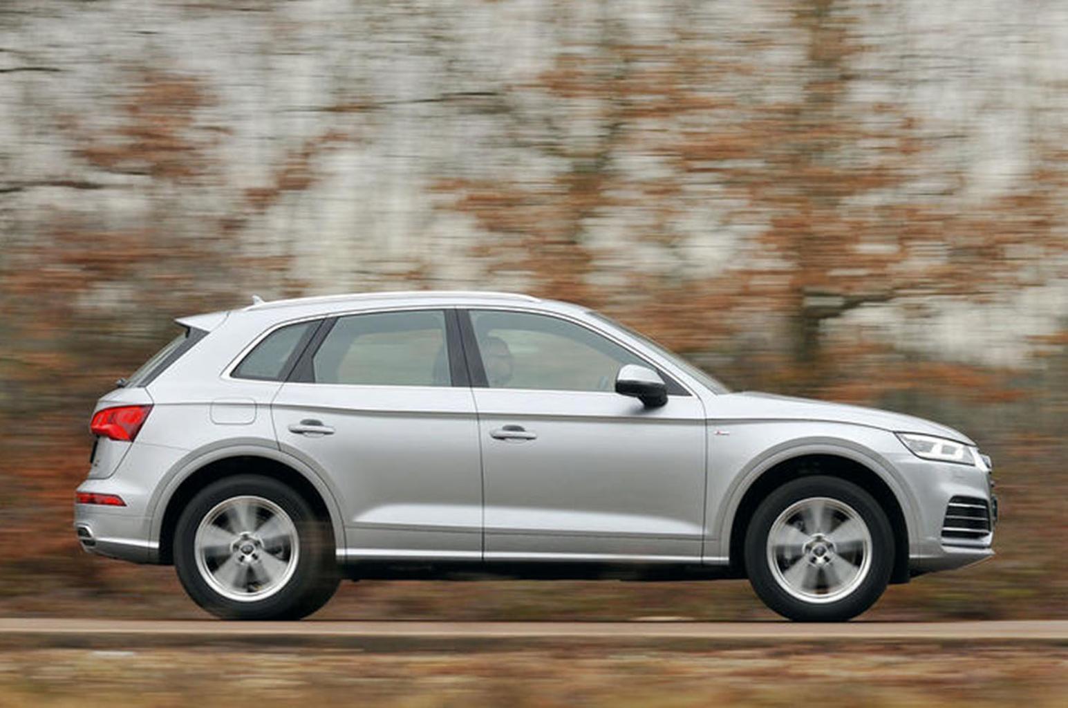 Used Audi Q5 17-present
