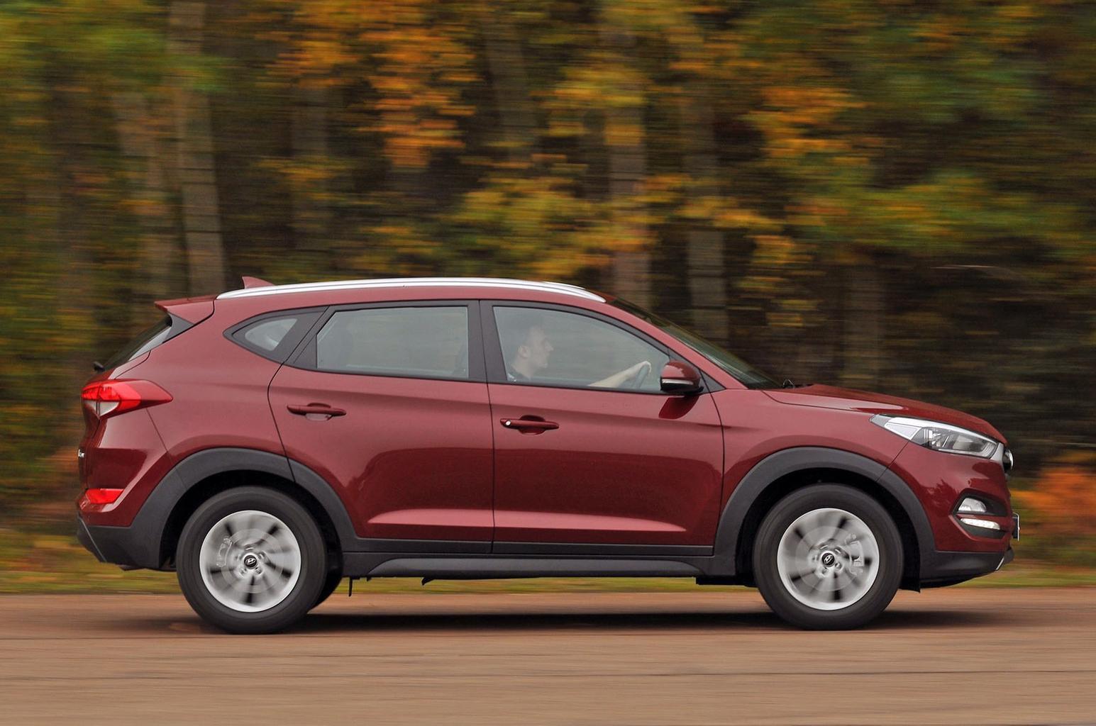 Used Hyundai Tucson (2015-present)