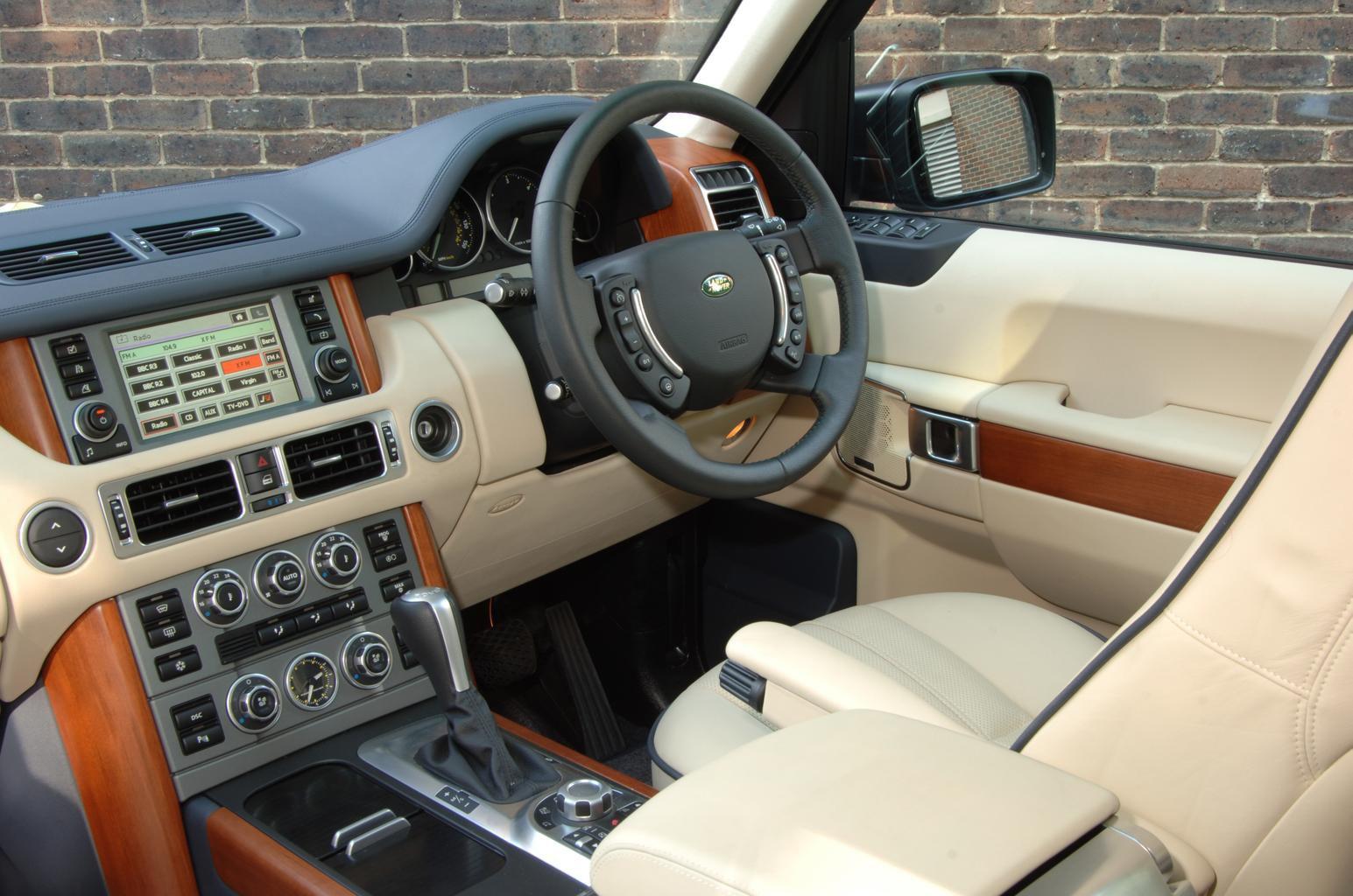Range Rover (02 - 13)